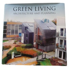 Green Living Architecture and Planning Decorating Hardcover Book