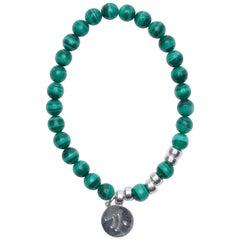 Green Malachite Verve Bracelet