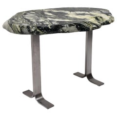 Green Meditation Stone Top Desk