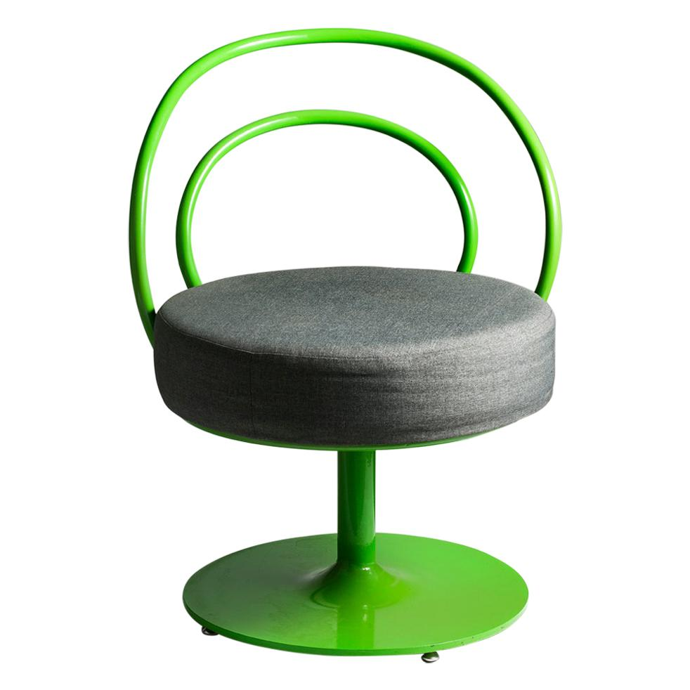 Green O Chair by Sema Topaloglu