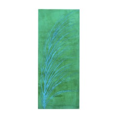 Green Palm Decorative Screen