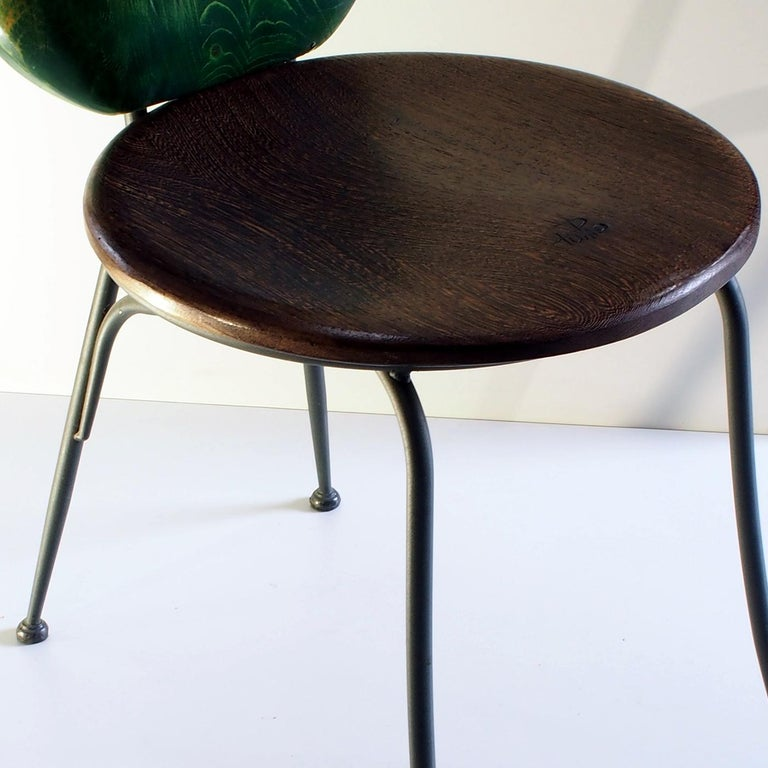 Green Shapes Chair In New Condition For Sale In Milan, IT