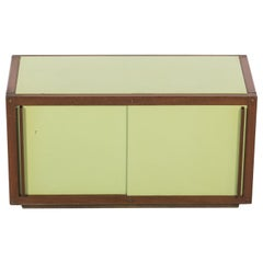 Green Sideboard by André Sornay, circa 1955