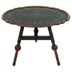 Green Table from around 1930, Poland