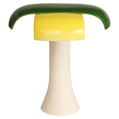 Green and Yellow Desk Lamp by Jos Devriendt