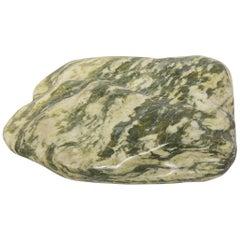Greenery Meditation Stone