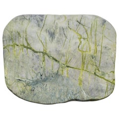 Greenery Meditation Stone Slab