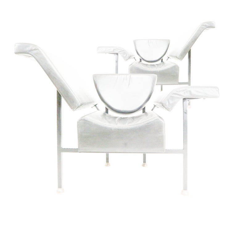 Post-Modern Greetings from Holland Armchair Lounge by Rob Eckhardt 1982, Dutch Postmodern For Sale