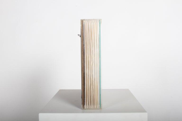 Late 20th Century Greg Copeland 1970s 3-D Geometric Op Art For Sale
