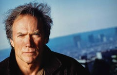 Clint Eastwood, Contemporary, Celebrity, Photography, Portrait