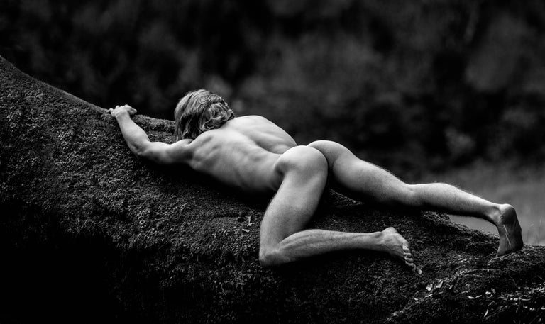 Greg Gorman Nude Photograph - Dan Eid, 21st Century, Contemporary, Celebrity, Photography