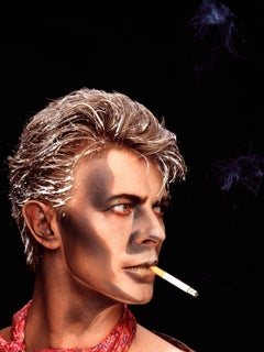 David Bowie Blue Jean, Contemporary, Celebrity, Photography