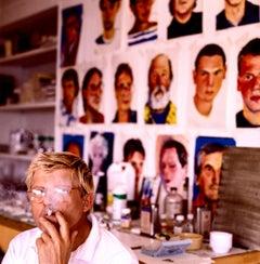 David Hockney Portraits, 21st Century, Contemporary, Celebrity, Photography