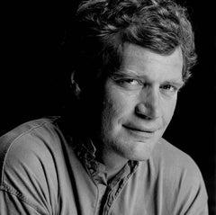 David Letterman, Contemporary, Celebrity, Photography, Portrait