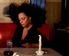 Diana Ross, Contemporary, Celebrity, Photography, Portrait