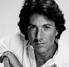 Dustin Hoffman, Contemporary, Celebrity, Photography, Portrait