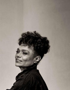 Eartha Kitt, Contemporary, Celebrity, Photography, Portrait