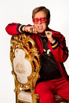 Elton John, 21st Century, Contemporary, Celebrity, Photography