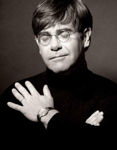 Elton John, Contemporary, Celebrity, Photography, Portrait