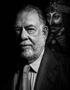 Francis Ford Coppola, Contemporary, Celebrity, Photography, Portrait