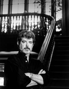 George Lucas, Contemporary, Celebrity, Photography, Portrait