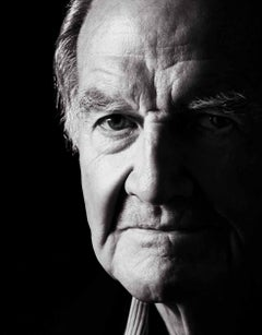 George McGovern, Contemporary, Celebrity, Photography, Portrait