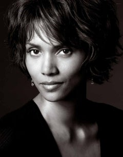 Halle Berry, Contemporary, Celebrity, Photography, Portrait