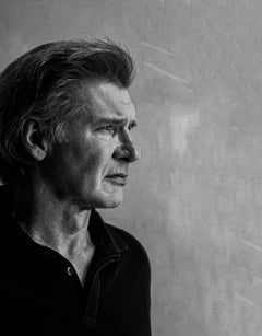 Harrison Ford, Contemporary, Celebrity, Photography, Portrait