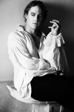 Heath Ledger, Casanova, Venice 2004, Contemporary, Celebrity, Photography
