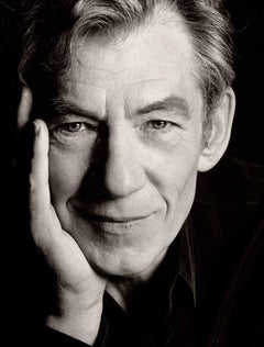 Ian McKellen, Contemporary, Celebrity, Photography, Portrait