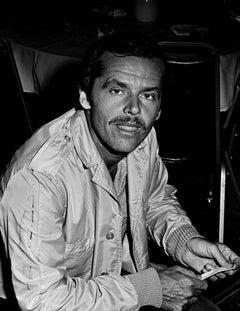 Jack Nicholson, LA, Contemporary, Celebrity, Photography, Portrait