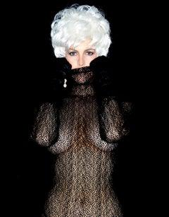 Jamie Lee Curtis, Contemporary, Celebrity, Photography, Portrait
