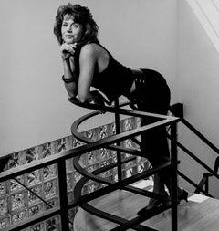 Jane Seymour Fonda, Contemporary, Celebrity, Photography, Portrait