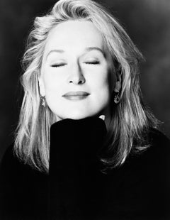 Meryl Streep, 21st Century, Contemporary, Celebrity, Photography