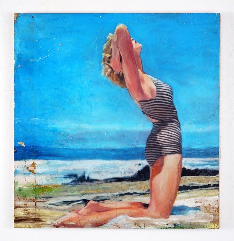 Avila Beach - Other Art Style Mixed Media Art by Greg Miller