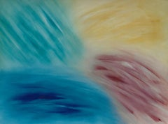 Sunscape, Painting, Acrylic on Canvas