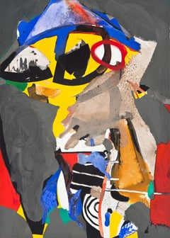 Vorab ein Zyklop, 21st century, modern, abstract, colourful