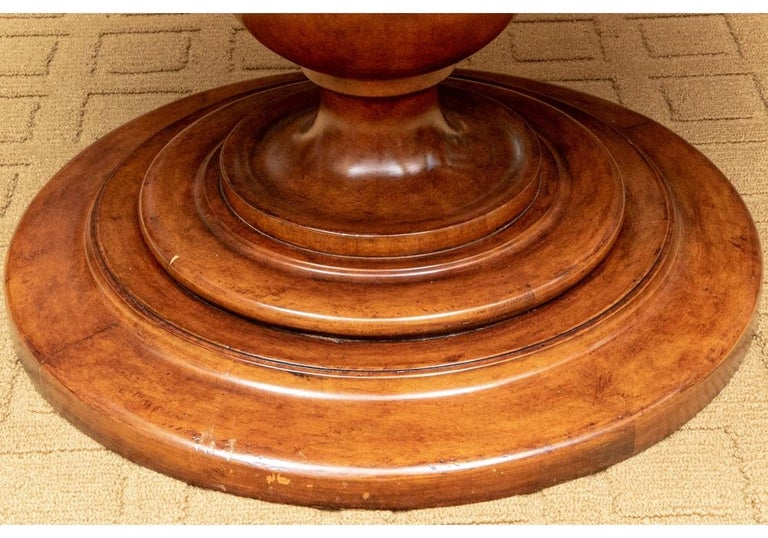 Mid-Century Modern Gregorius Pineo for Holly Hunt Pedestal Table