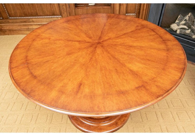 Contemporary Gregorius Pineo for Holly Hunt Pedestal Table