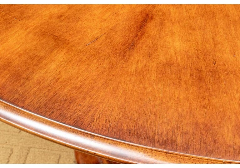 Gregorius Pineo for Holly Hunt Pedestal Table 2