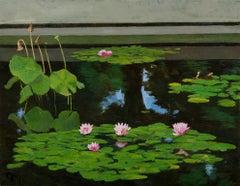 Water Lillies, BBG, realism flowers
