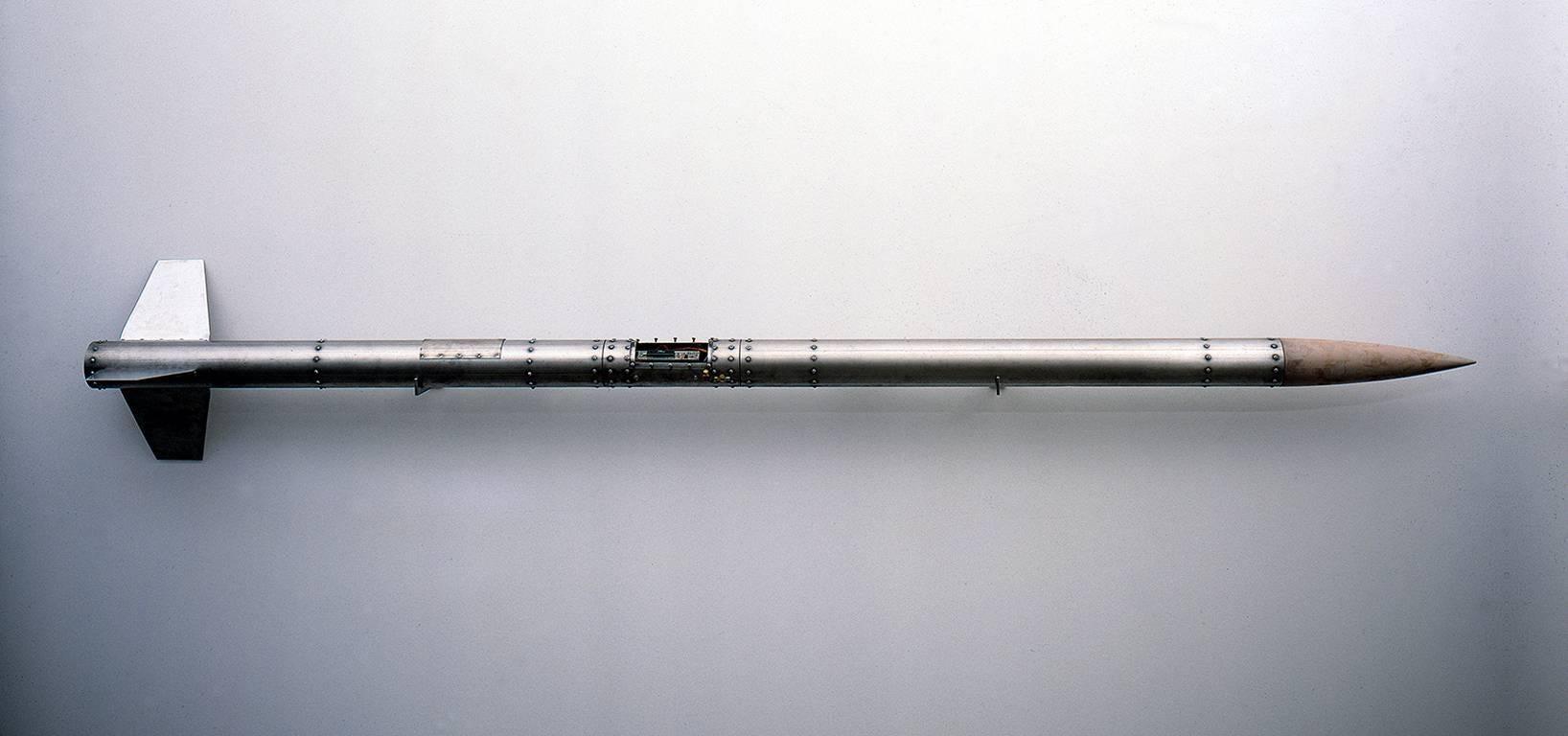 Fido (Mock Chemical or biological rocket)