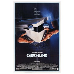 Gremlins 1984 U.S. One Sheet Film Poster