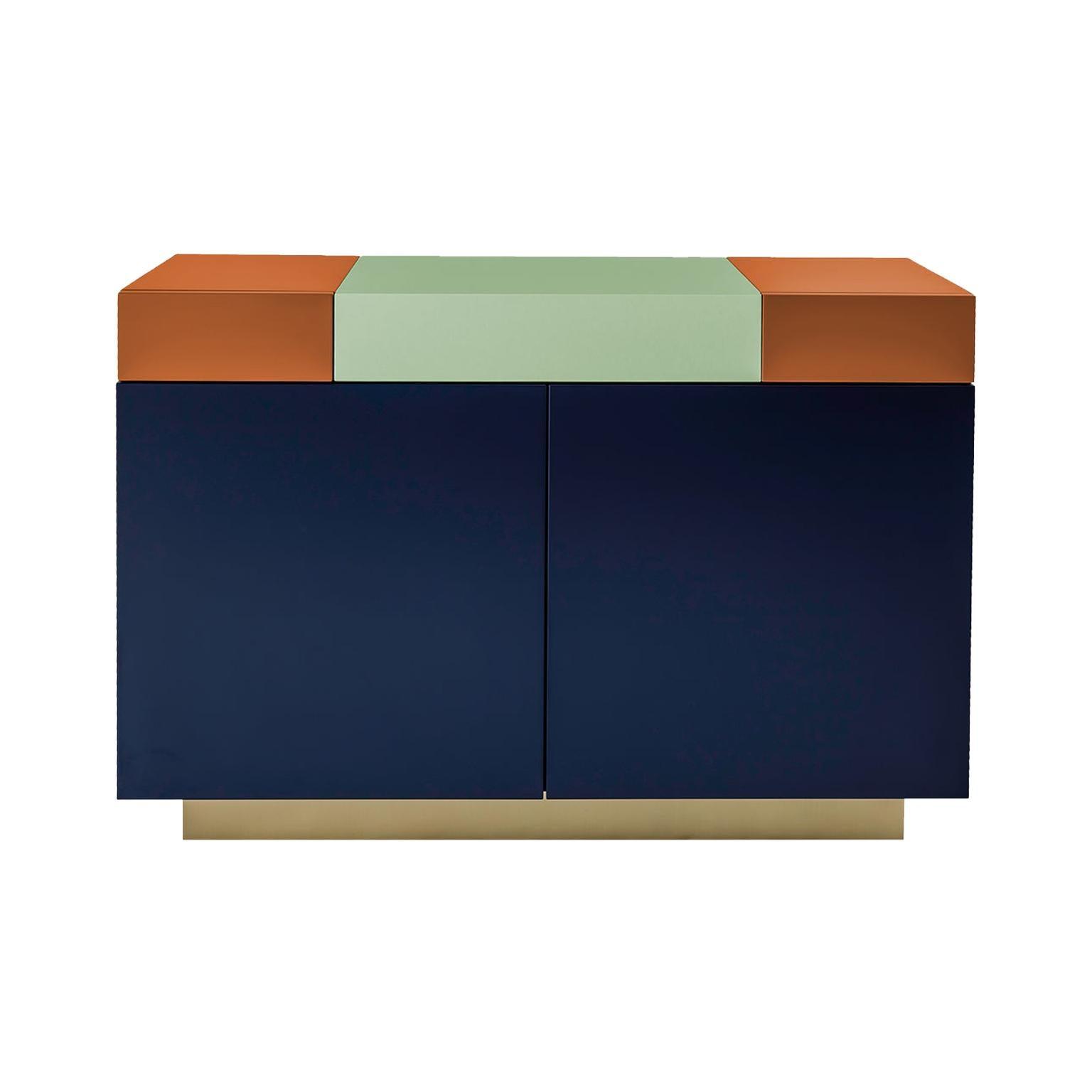 Greta credenza  Sophisticated Lacquered Furniture  Handmade Details   120