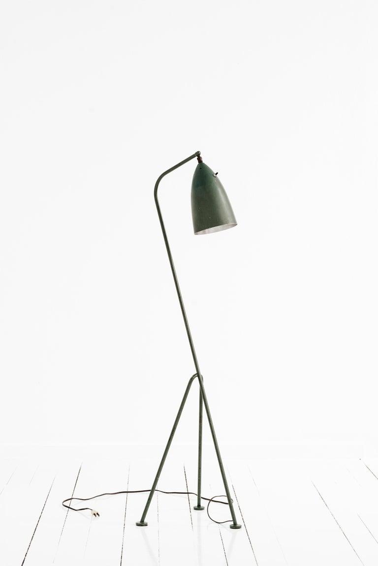 Greta Grossman Grasshopper Floor Lamp Ralph O Smith Circa 1950 United States