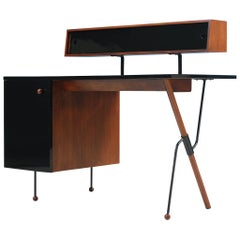 Greta M. Grossman Desk with Pencil Box for Glenn of California