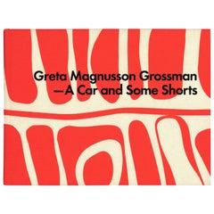 Greta Magnusson Grossman, A Car and Some Shorts 'Book on Swedish Designer'
