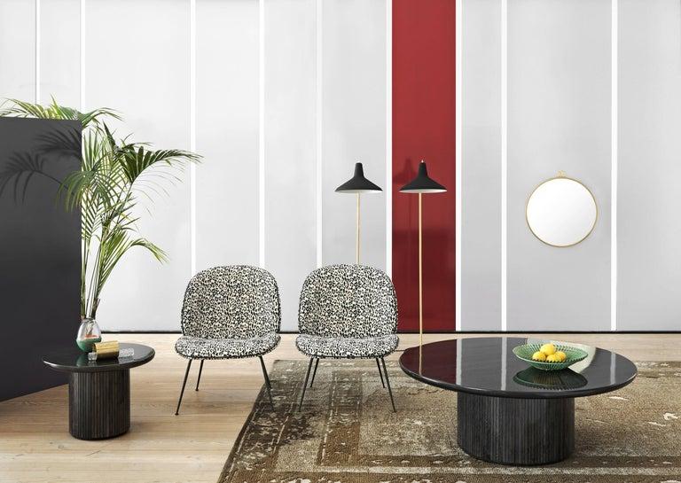 Powder-Coated Greta Magnusson Grossman 'G-10' Floor Lamp For Sale