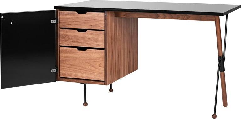 Greta Magnusson Grossman Series 62 Desk For Sale 2