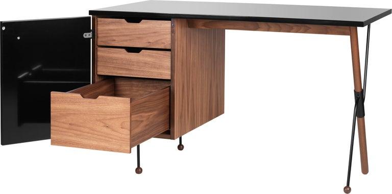 Greta Magnusson Grossman Series 62 Desk For Sale 4